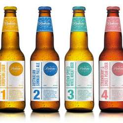 beer labeling